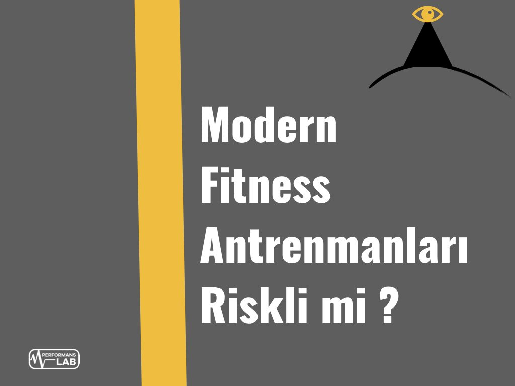 Popüler fitness zararlı mı ?