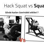 Hack squat.